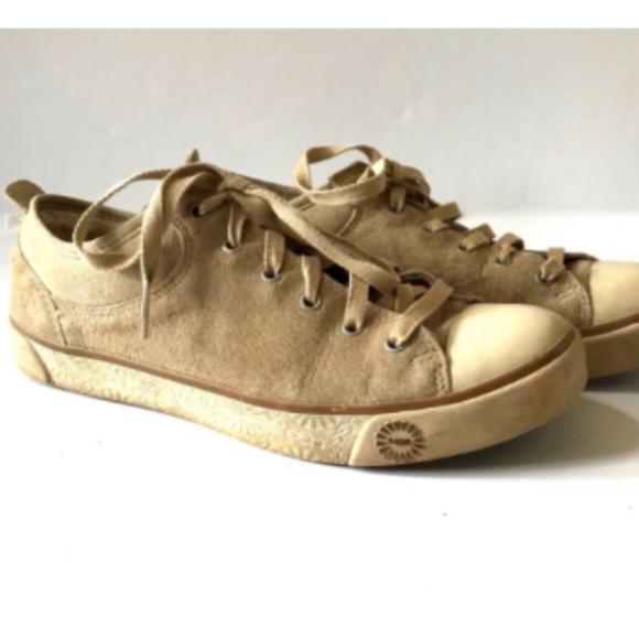 f876bdcf02e UGG Australia Evera Lace Up Sneakers 8.5 Trainers